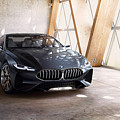 Bmw Concept 8 Series 4k by Alice Kent
