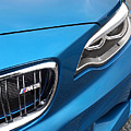 Bmw M2 Grille by Gill Billington