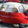 Bmw Mini-car by Carl Purcell