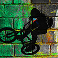Bmx II by David Pringle