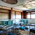 Boarding School Nightmare - Abandoned Building by Dirk Ercken