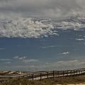 Boardwalk To The Beach by Tom Gari Gallery-Three-Photography