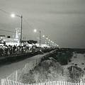 Boardwalking at Night