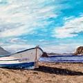 Boat Ashore by Diane Donati