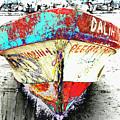 Boat Dalia, Puerta Vallarta, Mexico by Lila Bahl