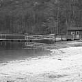 Boat Dock by Jennifer Wick