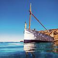 Boat II by Gemma Silvestre