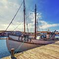 Boat In Smogen by James Billings