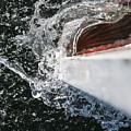 Boat In Water by Stefan Sigemo