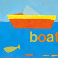Boat by Laurie Breen
