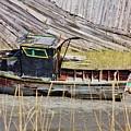 Boat N Buoys by Lori Mahaffey