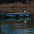 Boat On A Calm Day by Bill Driscoll