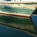 Boat Reflection by AnnaJanessa PhotoArt
