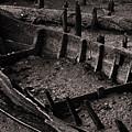 Boat Remains by Carlos Caetano