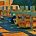 Boat Ride by Helen Carson