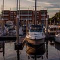 Boat Slip by Mechala Matthews