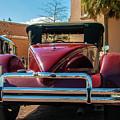 Boat Tail Antique Automobile by Louis Dallara