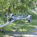 Boat Trailer by D R