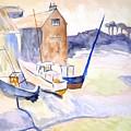 Boat Yard by Tara Tyson