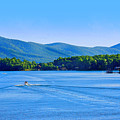Boaters On Smith Mountain Lake by The American Shutterbug Society