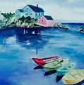 Boaters Paradise by Denise Mc Nellis