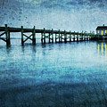 Boathouse Blue by Guy Crittenden