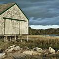 Boathouse by John Greim
