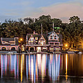 Boathouse Row Lftc by Stacey Granger