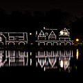 Boathouse Row Panorama - Philadelphia by Brendan Reals