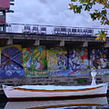 Boating by Alan Whittington