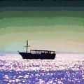 Boating Home by Deborah MacQuarrie-Selib