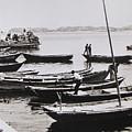 Boatmen by Charles Ray