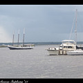 Boats A Drift by Rebecca Stephens