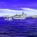 Boats Everywhere 3 by Miroslava Jurcik
