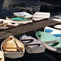Boats In Waiting by John Scates