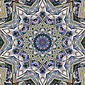 Boats Kaleidoscope by Bill Barber