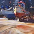 Boats repair