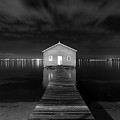 Boatshed by JR  Images