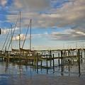 Boatworks 3 by Lisa Renee Ludlum