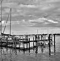 Boatworks 4 by Lisa Renee Ludlum