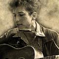 Bob Dylan by Anthony Murphy