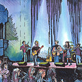 Bob Dylan Tribute Show by David Sockrider