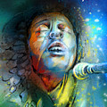 Bob Marley 10 by Miki De Goodaboom