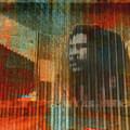 Bob Marley Abstract II by Kathy M Krause