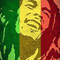 Bob Marley I by Binka Kirova