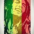 Bob Marley II by Binka Kirova