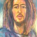 Bob Marley II by Jan Gilmore