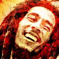 Bob Marley by J  - O   N    E