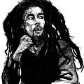 Bob Marley by Keith  Thurman