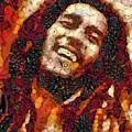Bob Marley Vegged Out by Catherine Lott